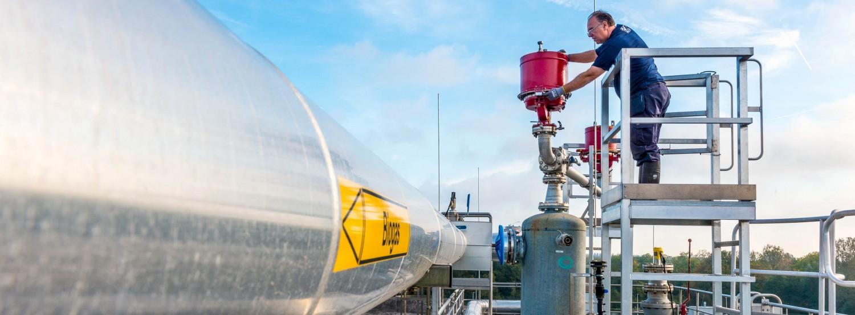De productie van industriële tanks en leidingwerk behoort tot een van de oorspronkelijke productgroepen van  West End.
