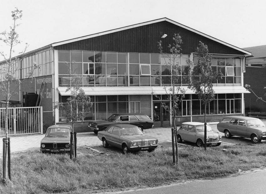 West End Machinefabriek anno 1970