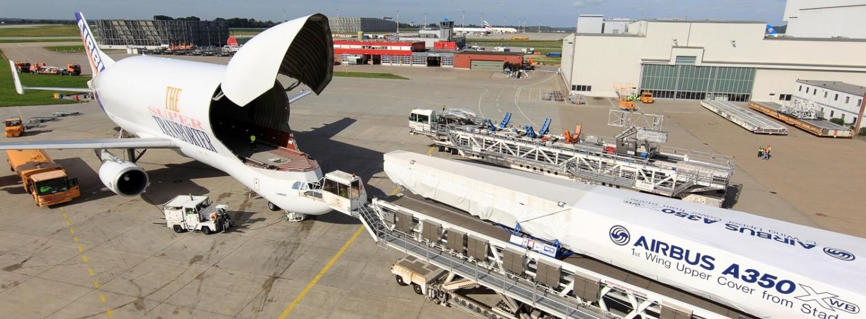Transportequipment, zeer nauwkeurige precisieframes voor het vervoer van kwetsbare goederen