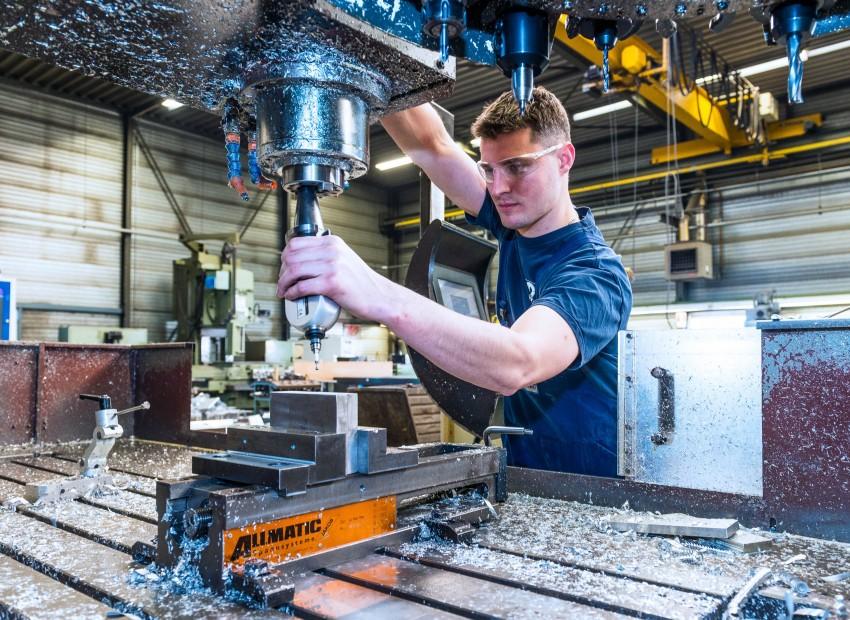 West End Machinefabriek Fabricage