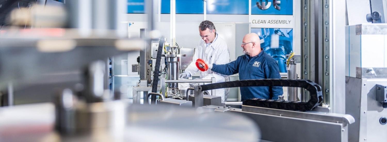 Specialistische en hoogwaardige machinebouw voor de chemische - en procesindustrie.