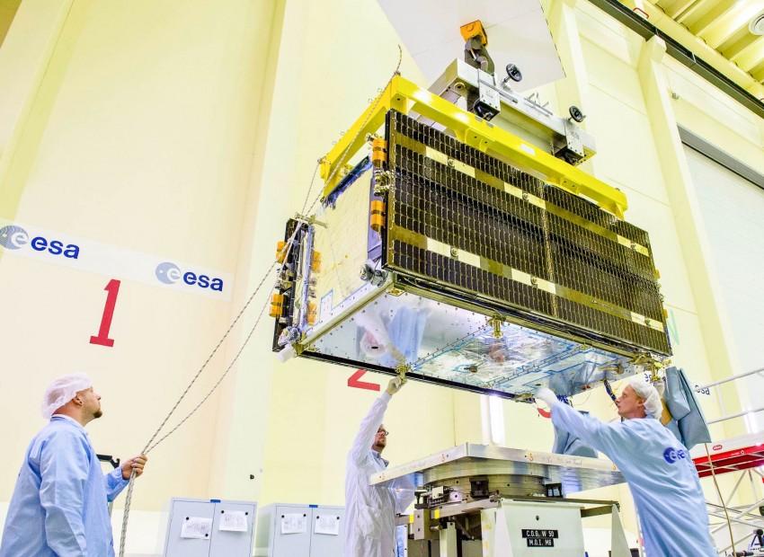 West end maakt testvoorzieningen voor ondermeer trillings- en vibratietesten van high end satelliten, waarmee we innovatie mogelijk maken